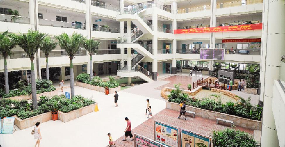 1-4[保洁工程案例]龙江医院